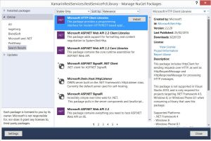 MicrosoftHttpClient